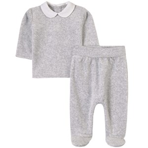 Image of Absorba Baby Sæt Grey Chine 0 months (2020500)