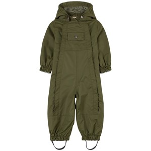 Kuling Milano Shell Overall Moss Green 98 cm