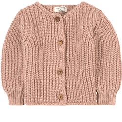 1+ in the family Rea Cardigan Rose