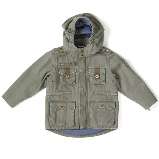 Mini A Ture Odin Jacket Green