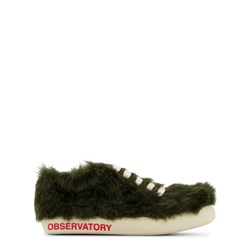 The Animals Observatory Bunny Sneakers Deep Green The Animals