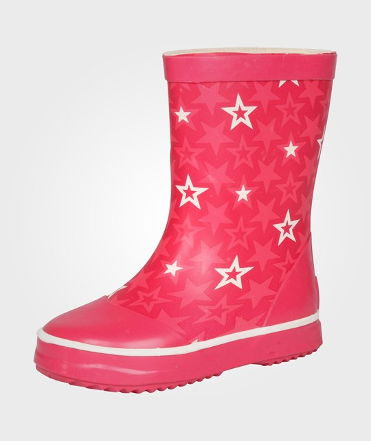 Name it My Mini Rubber Boots Girl Rose Red Red