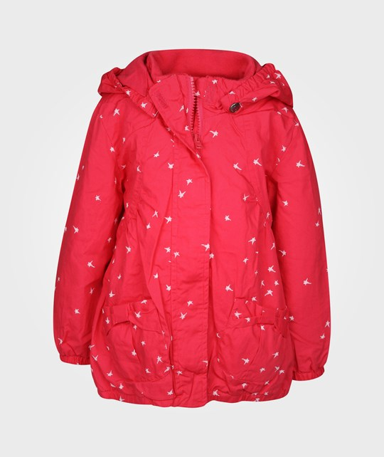 Name it Meline Mini Jacket Rose Red Red