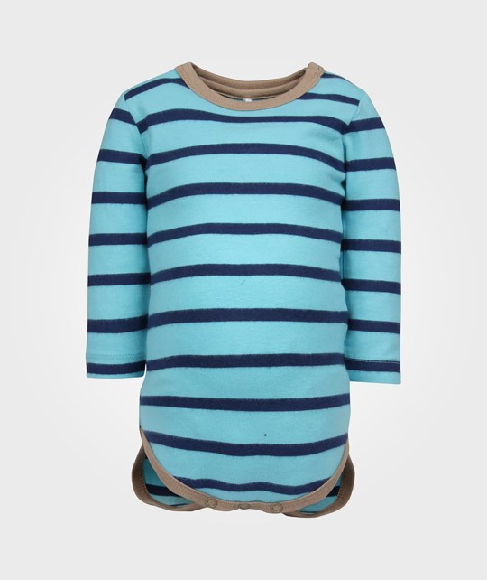 Name it Frede CU NB LS Body Bachelor Button Multi