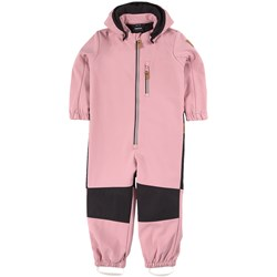 Reima Nurmes Softshell Coverall Rosy Pink