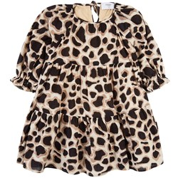 Paade Mode Miombo Dress Brown
