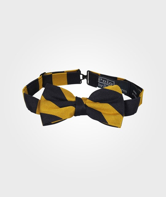 Ralph Lauren Bow Tie Navy/Gold Multi