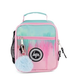Hype Pastel Drips Lunch Box Pink