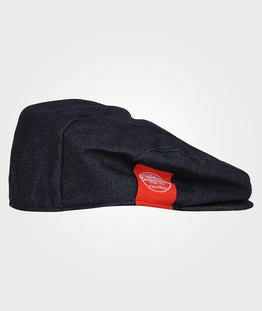 Rockefella Denim Cap  Multi