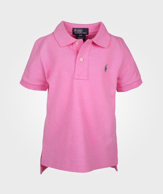 Ralph Lauren SS Classic Polo Taylor Pink Pink