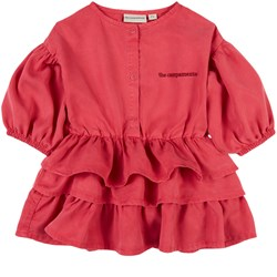 The Campamento Layers Dress Pink