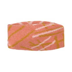 Bobo Choses Scratch Knitted Neck Warmer Mesa Rose