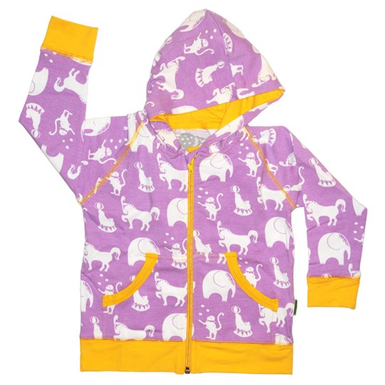 Plastisock Hooded Jacket Circus Violet Tu Purple