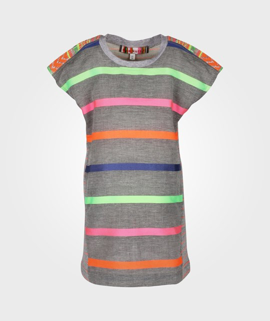 Anne Kurris Stripy Dress Laura Multi Multi