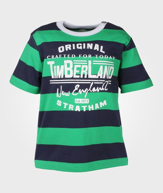 Timberland Clothing T-shirt Green Green