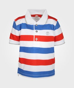 Timberland Clothing Short Sleeve Polo Bright Red