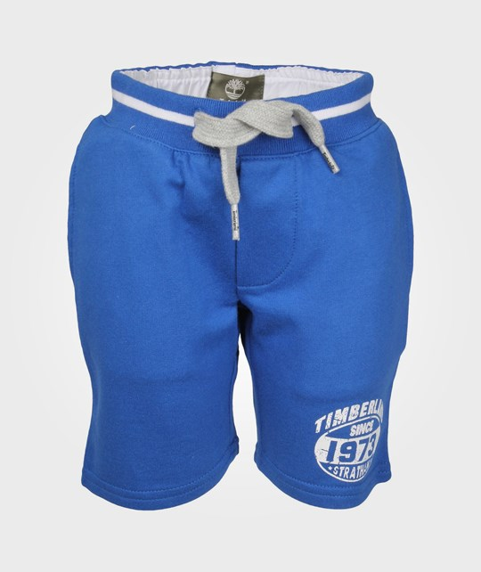 Timberland Clothing Bermuda Shorts Electric Blue Blue