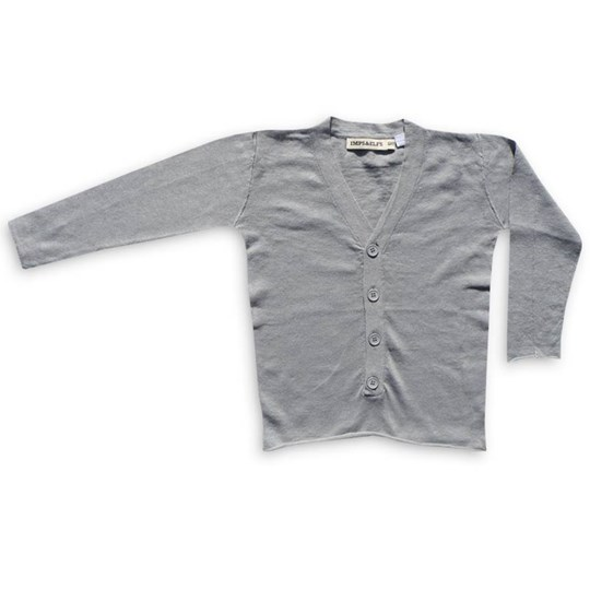 Imps & Elfs Cardigan Grey Black