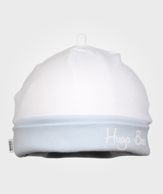 BOSS Pull On Hat White White