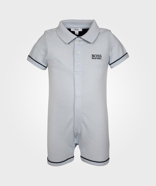 BOSS Short All In One Pale Blue Blue