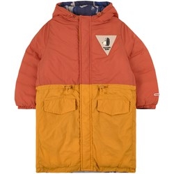 Bobo Choses Painting All Over Reversible Parka Fiesta