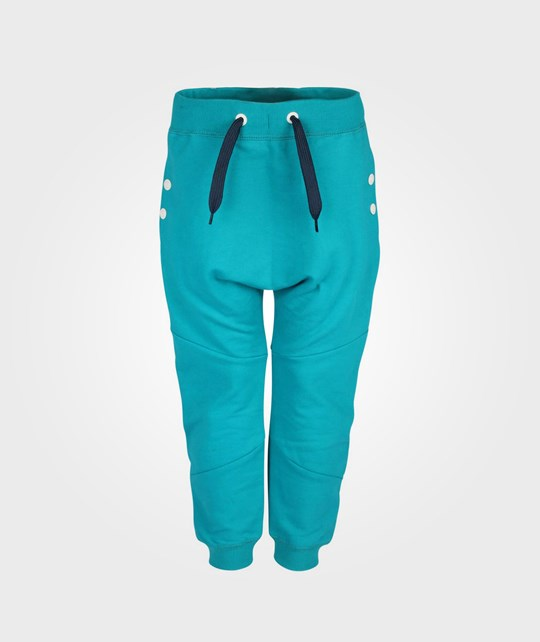 Name it Drori Kids AntiFit Sweatpant Tile Blue Turquoise