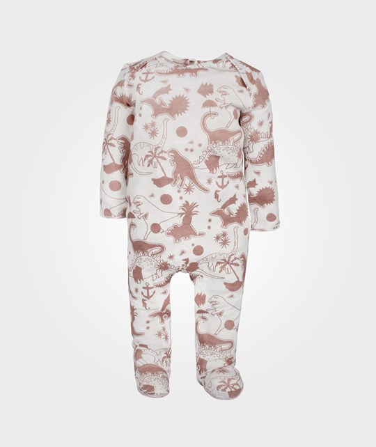 Stella McCartney Kids Rufus Body Pink Dinosaur Pink