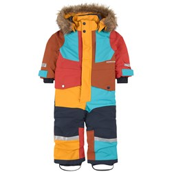 Didriksons Björnen Coverall Multicolor