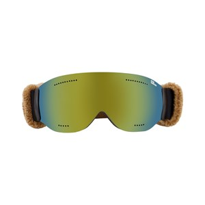Image of AI Riders on the Storm Sherpa Fleece Skibrille Brun one size (2002044)