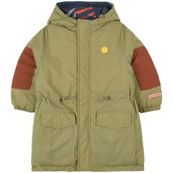 Bobo Choses Scratch All Over Jacket Dried Herb