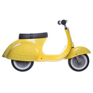 Image of Ambosstoys Primo Classic Scooter Ride-On Legetøj Gul 12 months - 5 years (2031353)