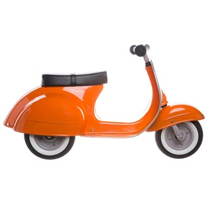 Image of Ambosstoys Primo Classic Scooter Ride-On Legetøj Orange 12 months - 5 years (2031351)