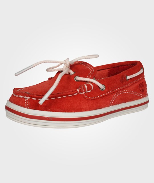 Timberland Casco Bay Red Rød