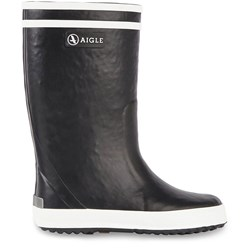 Aigle Lolly Pop Lined Rain Boot Navy
