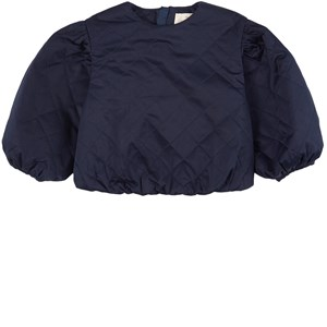 Image of The Middle Daughter Cocoon-y Quilted T-shirt Late Afternoon Blue 11-12 år (1973792)