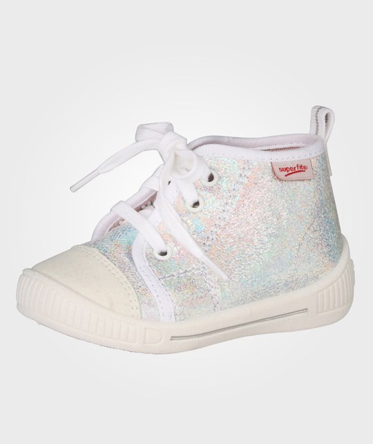 Superfit Bully Weiss Multi White