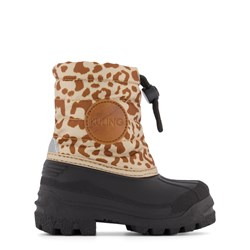 Kuling Isaberg Winter Boots Brown Leopard