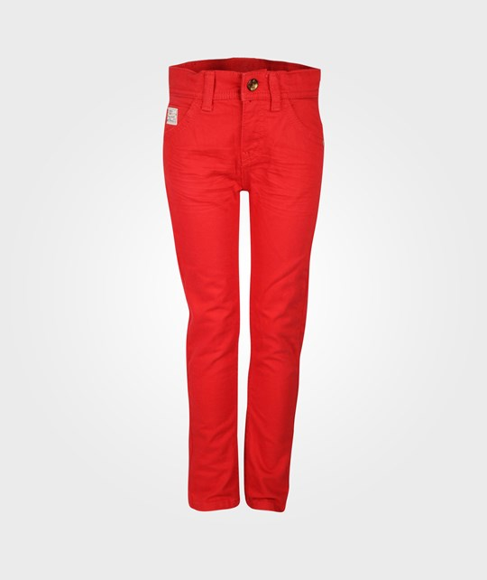 Mexx Kids Boys Pant Red Rød