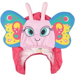 Barts Butterfly 3D Helmet Cover Pink