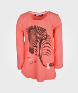 Mexx Kids Girls T-shirt Coral