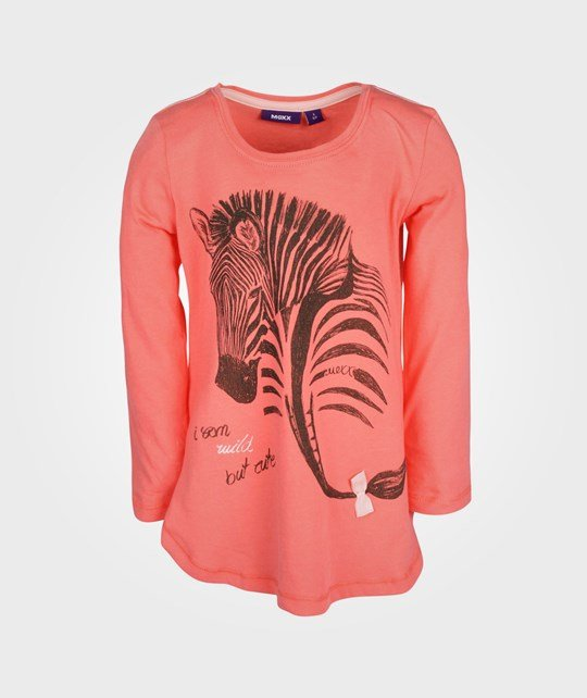 Mexx Kids Girls T-shirt Coral Pink