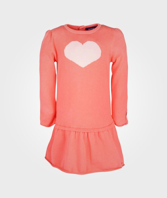 Mexx Mini Girls Dress Coral Pink