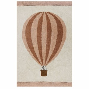 Image of Tapis Petit Balloon Tæppe Lyserødt one size (2011784)