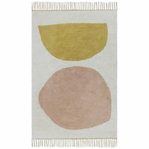 Image of Tapis Petit Simply Art Tæppe Off whitet one size (2011783)