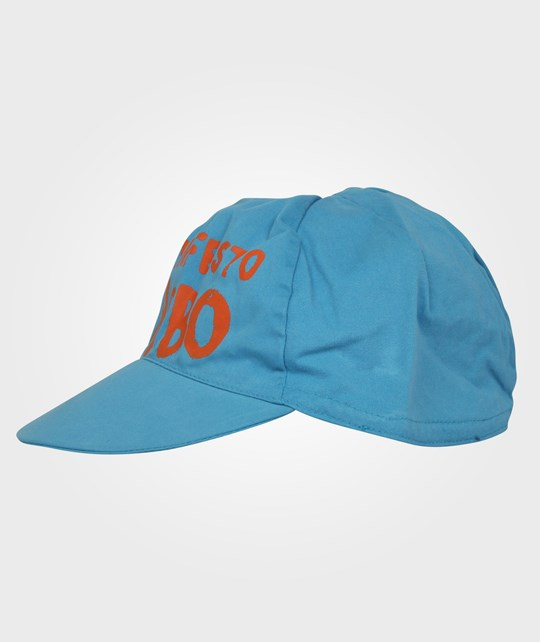 Bobo Choses Cycling Cap Blue Blue