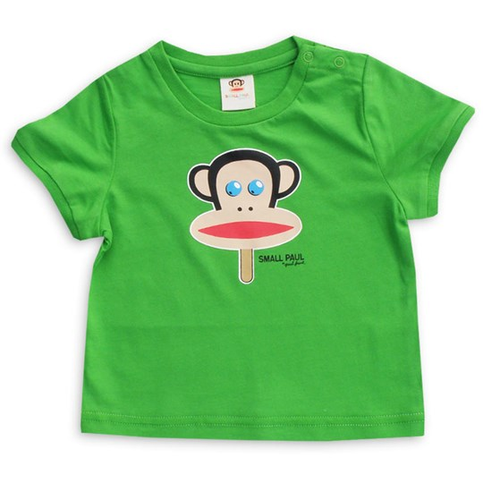 Paul Frank T-shirt Julius Blue Eyes Green Green