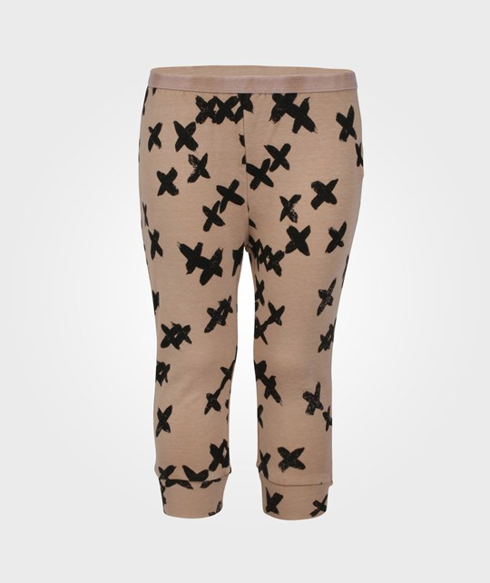 Bobo Choses Leggings Crosses Multi