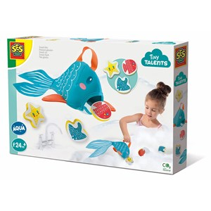 Image of SES Creative Bath Time - Snack fish 24 months - 5 years (2027978)