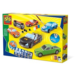 SES Creative Casting & Painting - Cars