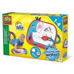 SES Creative Colouring with water - Colouring mat Elephant